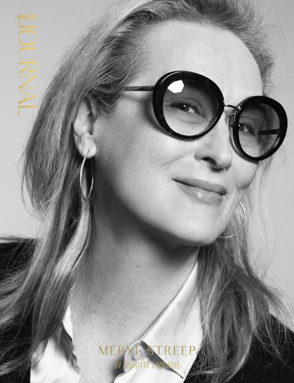 Get an exclusive look at the latest portrait of Meryl Streep for her new magazine project: http://t.co/4uojyyKZW0 http://t.co/w18hIDubGf