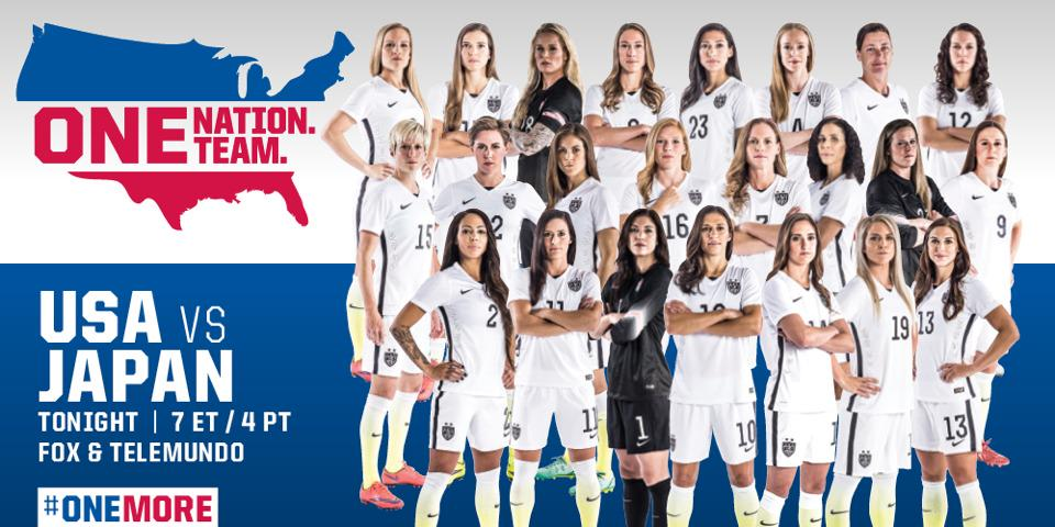 Today is the day!! let's do this #USA!!! #WeBelieve https://t.co/82BKud3KA5 http://t.co/zqPHXW6umg