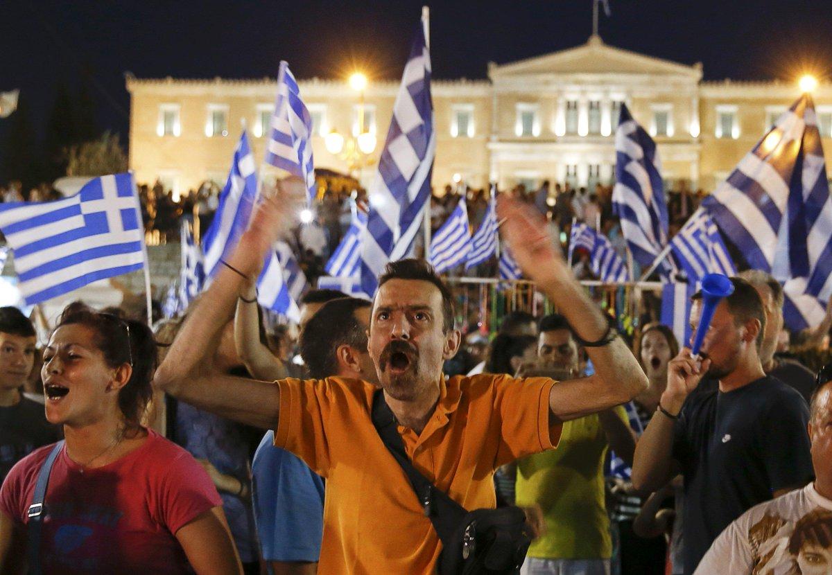 Grecia: la UE contro il risultato del referendum