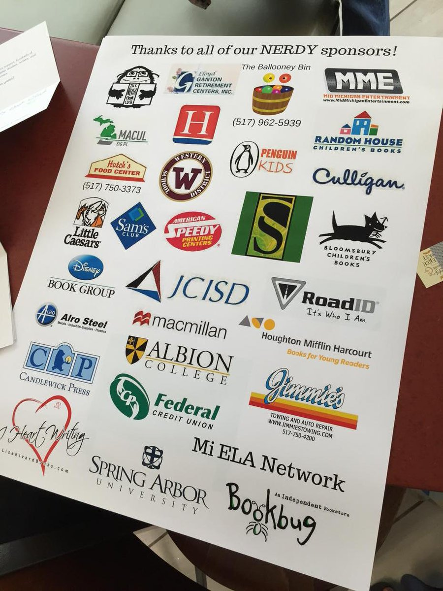 Thank you to all the #nErDcampMI sponsors: http://t.co/LDZrLsEy9H
