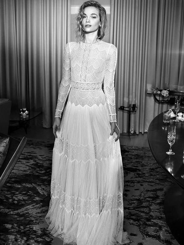 The wedding dress designer cool girls will love: http://t.co/6C6eFuZNrI http://t.co/a8aFp4JWxE