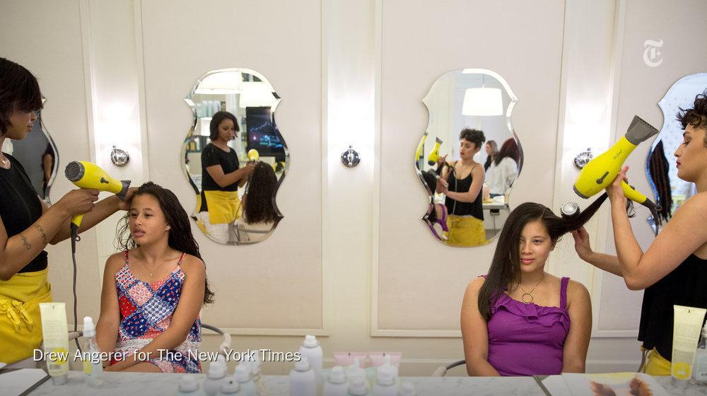 """I'm making the ultimate sacrifice for my hair."" http://t.co/hGiFslc9aq http://t.co/qtQL3ID6oo"