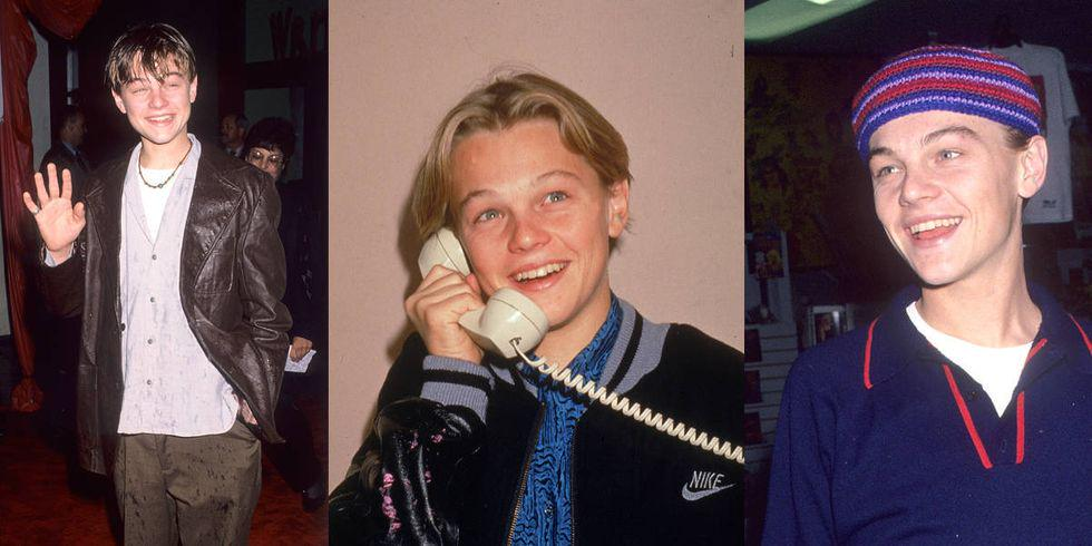 40 adorably awkward vintage photos of Leonardo DiCaprio. http://t.co/cO35RHrs2U http://t.co/FdCQpP30UX
