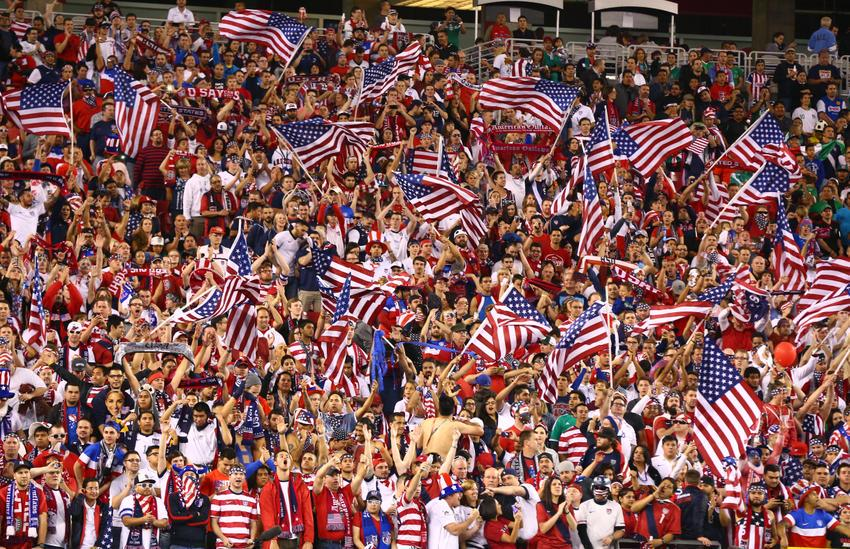 The #USWNT are WORLD CUP CHAMPIONS ⚽⚽⚽ #USA #USA #USA http://t.co/sHOr5n9dWs