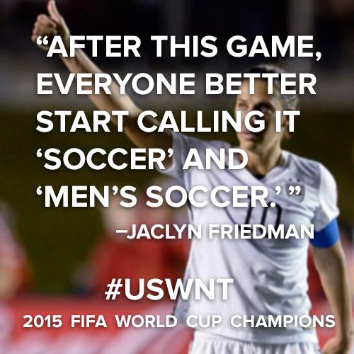 #USWNT #WWC champions! #SheBelieves / @jaclynf http://t.co/zLVtg2J8RH