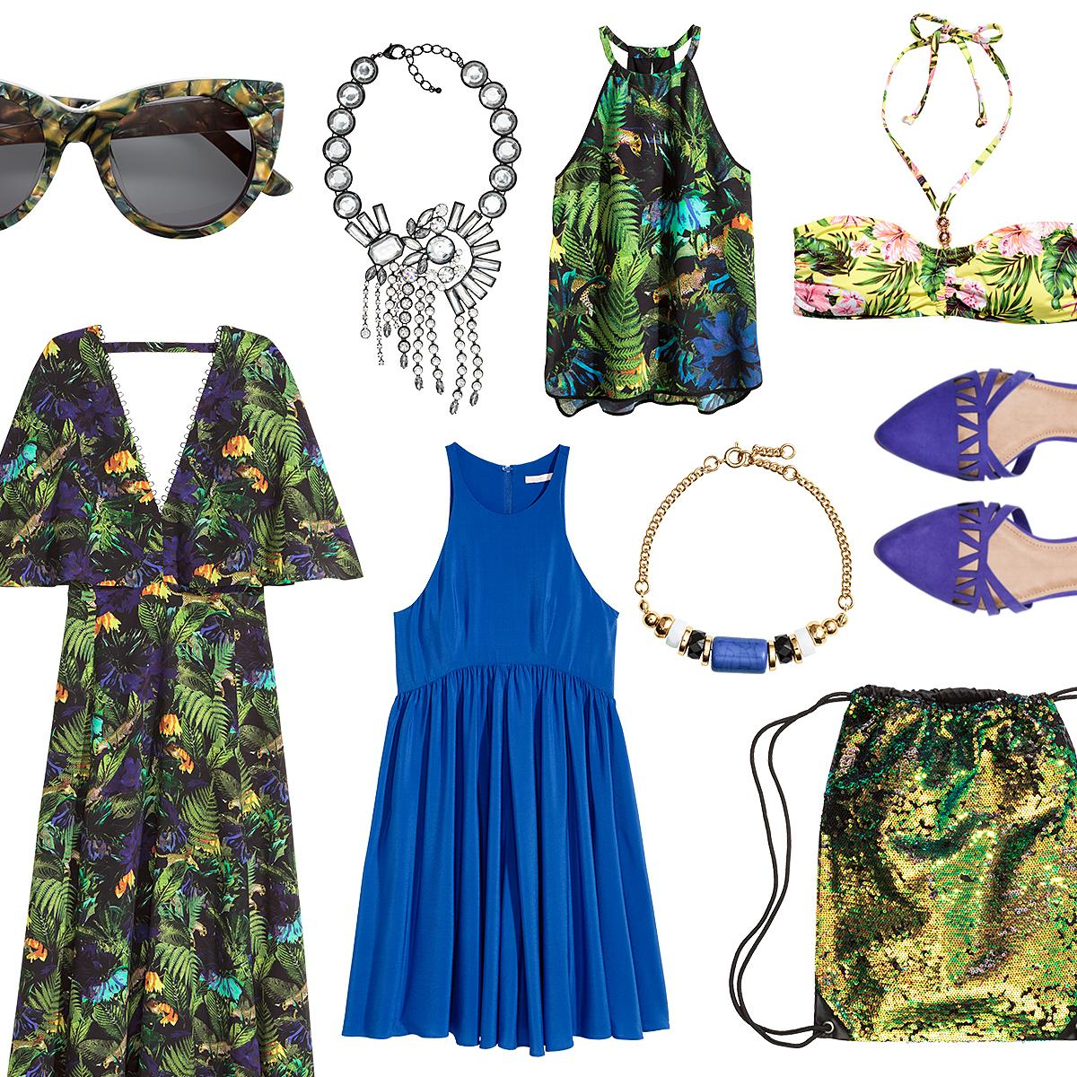 Welcome to the jungle! Fearlessly explore summer's richest hues & lushest prints. http://t.co/xPD6Yvd1rb #HMFashion http://t.co/pNZs0Qt1kH