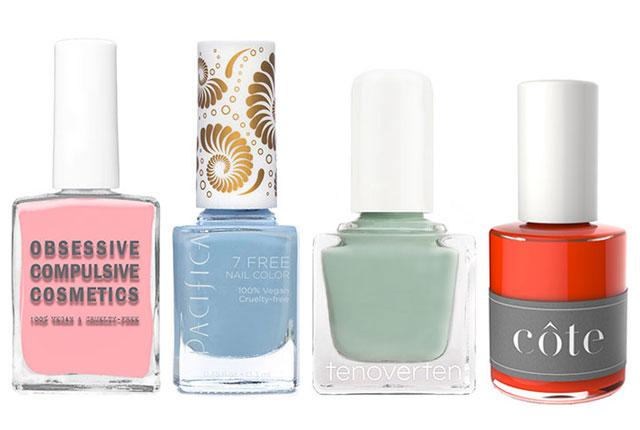 Green-beauty junkies, rejoice. These nail polishes are for you: http://t.co/ftFVupoYP6 http://t.co/tbaxuYH2bt
