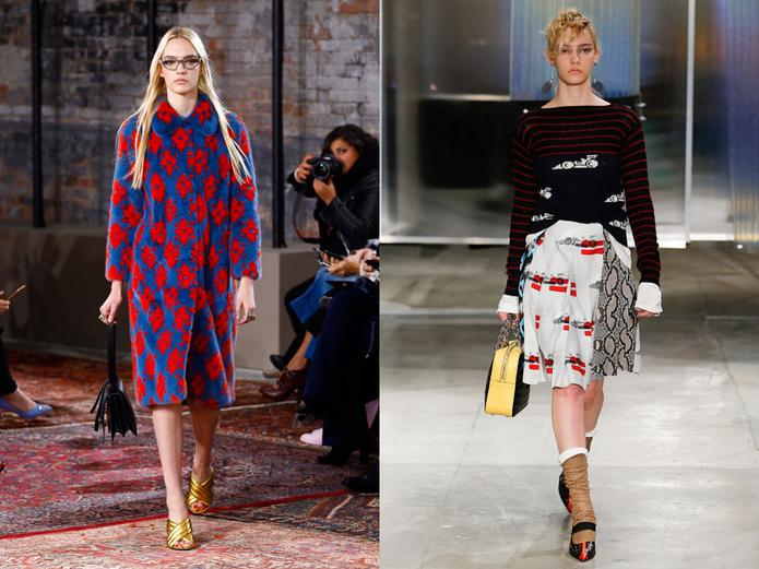 Chatting with Proenza Schouler's new favorite model: http://t.co/okgMfeXNMI http://t.co/ZNzBhUoloE