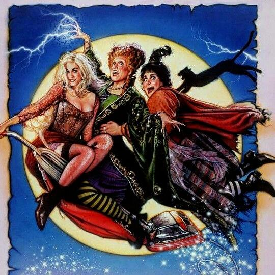 There needs to be a proper Blu-ray release of HOCUS POCUS already. We deserve it. #hocuspocus #Disney #halloween http://t.co/Veu3lKa3Uf