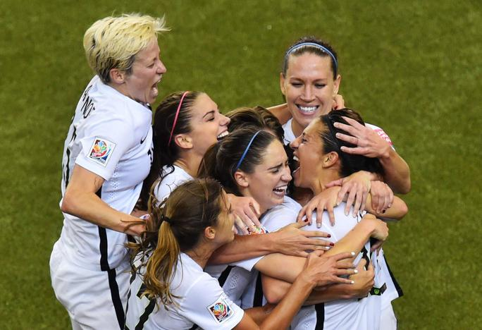 Congratulations to the U.S. Women's National Team!: http://t.co/cpuY9YtSrm #USWNT http://t.co/twTw4Yq40V