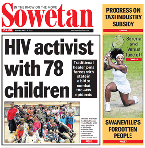 sowetan newspaper today south africa
