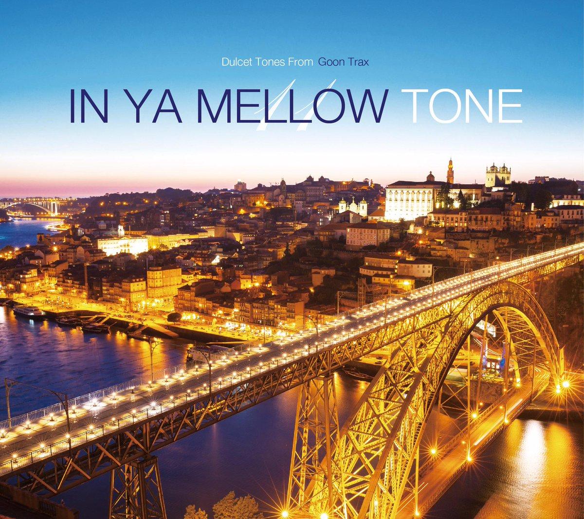 「IN YA MELLOW TONE 11」ジャケ写公開!iTunesは7/8より1週間先行で配信スタート!CDは7/15発売です!皆様おたのしみにーーーーーーーーー! http://t.co/hsupeii4X2