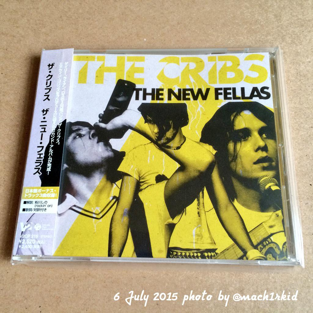 The Cribs On Twitter Happy Birthday To The New Fellas Love The