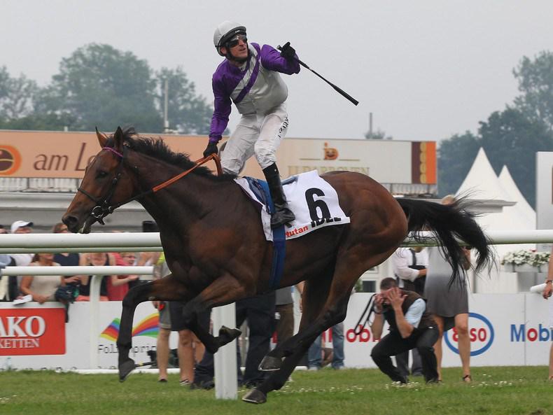 Nutan – Deutsches Derby 2015
