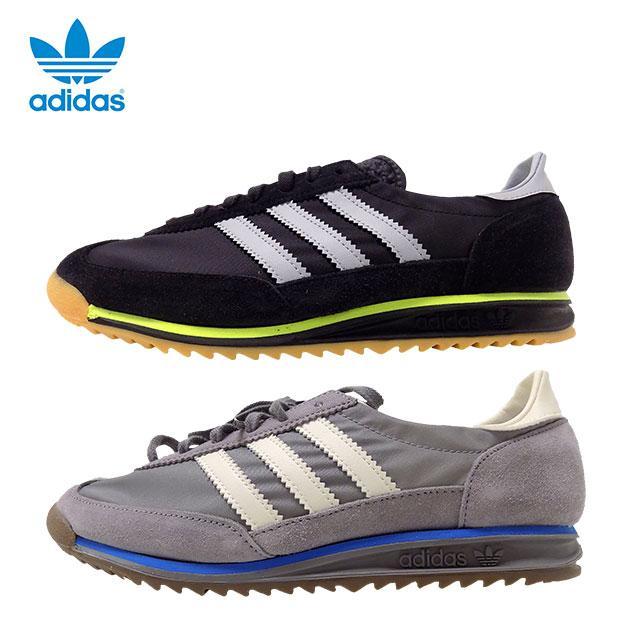 adidas SL72 Black ADD320CG Bottom