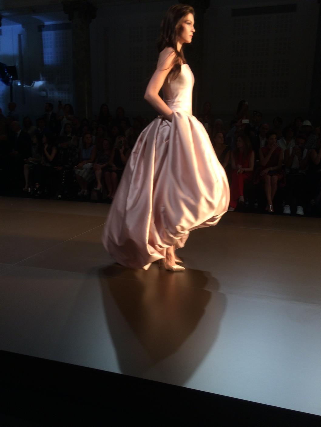 RT @VVFriedman: Bubble skirt at @Ralphandrusso #couture http://t.co/gaThNHbP8r