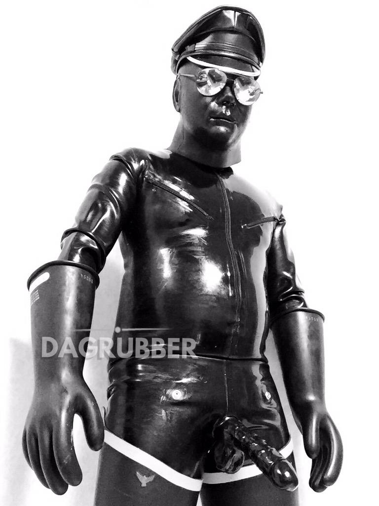 Gay Master Rubber 87