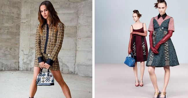 Check out the newest Fall/Winter campaigns from Prada and Louis Vuitton...http://t.co/G4MTTcqsYz http://t.co/bJ2nhRUqo1