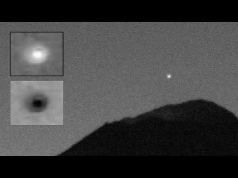 VIDEO avvistamenti UFO: altro Ovni uscendo dal Vulcano Popocatépetl in Messico