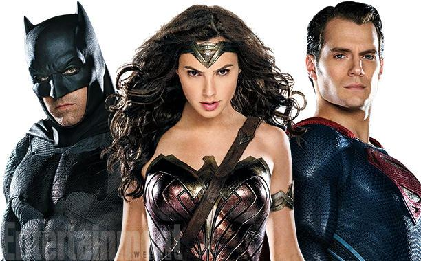 Cinema: Batman v Superman: Dawn of Justice, Video Trailer