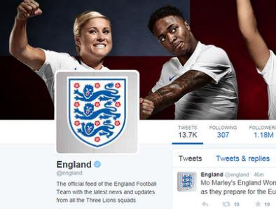 RT @BBCtrending: England's world cup Lionesses welcomed home with 'patronising' and 'sexist' message http://t.co/X3gWTjV3mp http://t.co/gKe…