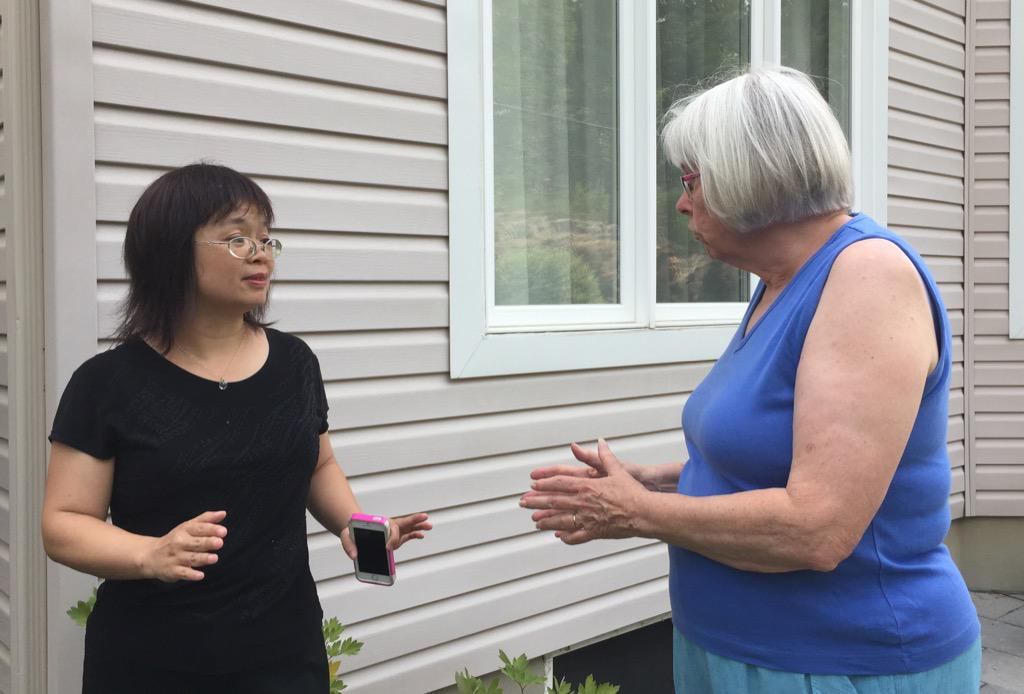 Lianne Zhou and 300 residents are asking Coun. Marianne Wilkinson to get the city to spray the bloodsuckers #ottnews http://t.co/bUMzkpmxdO