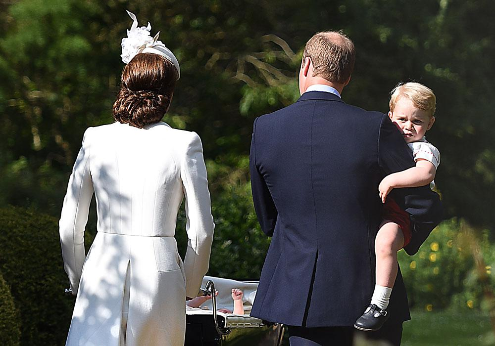 17 adorable pics that sum up how great Princess Charlotte's christening was... http://t.co/ab1aBclHNl http://t.co/m8pVejwI6I
