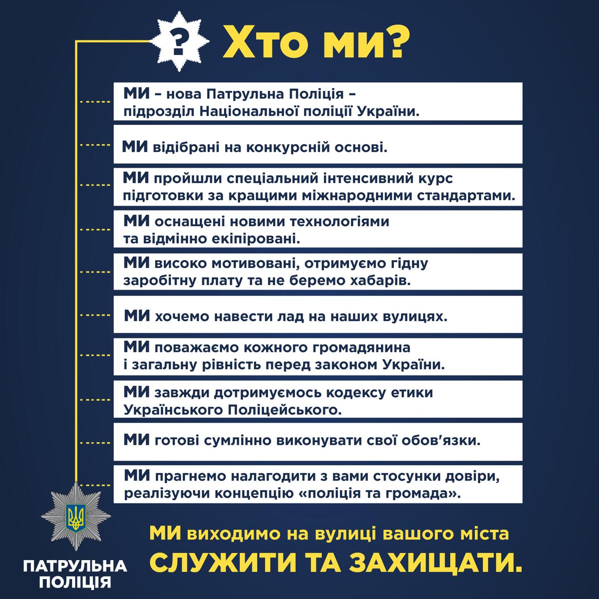 Патрульная полиция в Киеве: реакция пользователей соцсетей - Цензор.НЕТ 2140