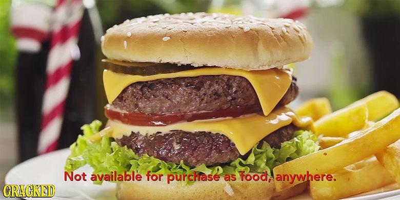 Have You Ever Imagined What All Those Fast Food Commercials Would Be Like If They Were Hon… http://t.co/1pv1Biv4WY http://t.co/UZEE6HQPaj