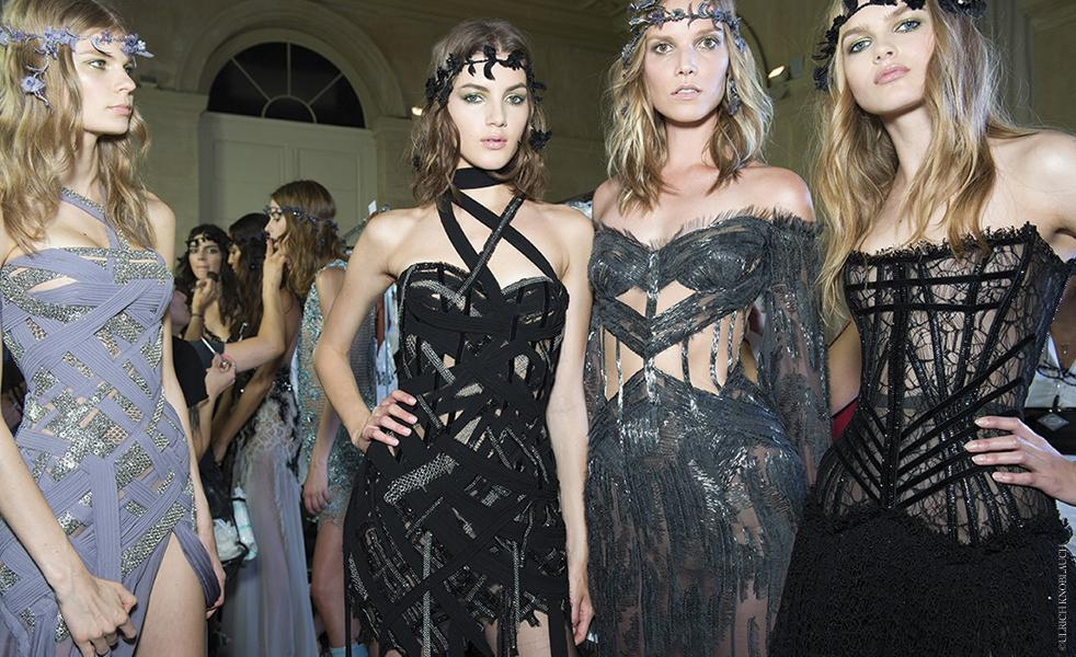 See the #backstage action at the Atelier @Versace #FW15 show http://t.co/EG2UuZ8NVS #Couture #Paris http://t.co/BS0LM6LXBY