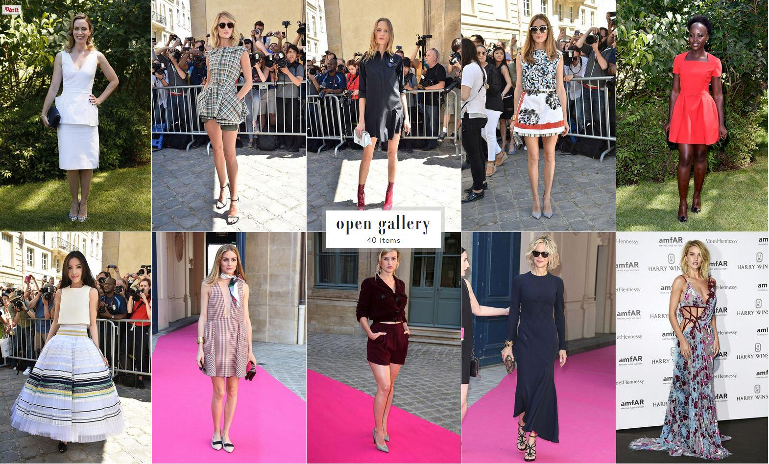 Today at #Couture: from @Lupita_Nyongo at Dior to @TheRealOliviaP at @schiaparelli http://t.co/YSKSEBFcQi http://t.co/99BHtMRwPh
