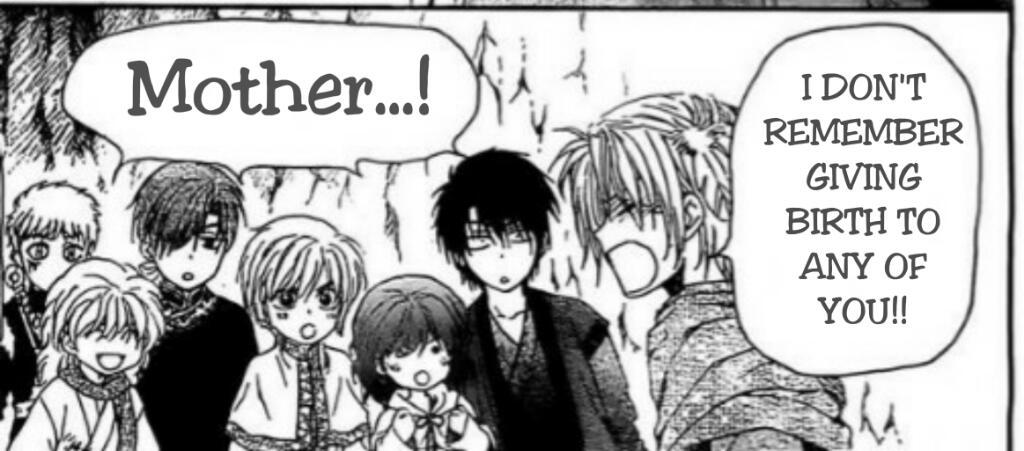 D O N N A On Twitter Mama Yoon And The Happy Hungry Babies Akatsukinoyona Spoiler Chapter108 Http T Co Daovsmbk1w
