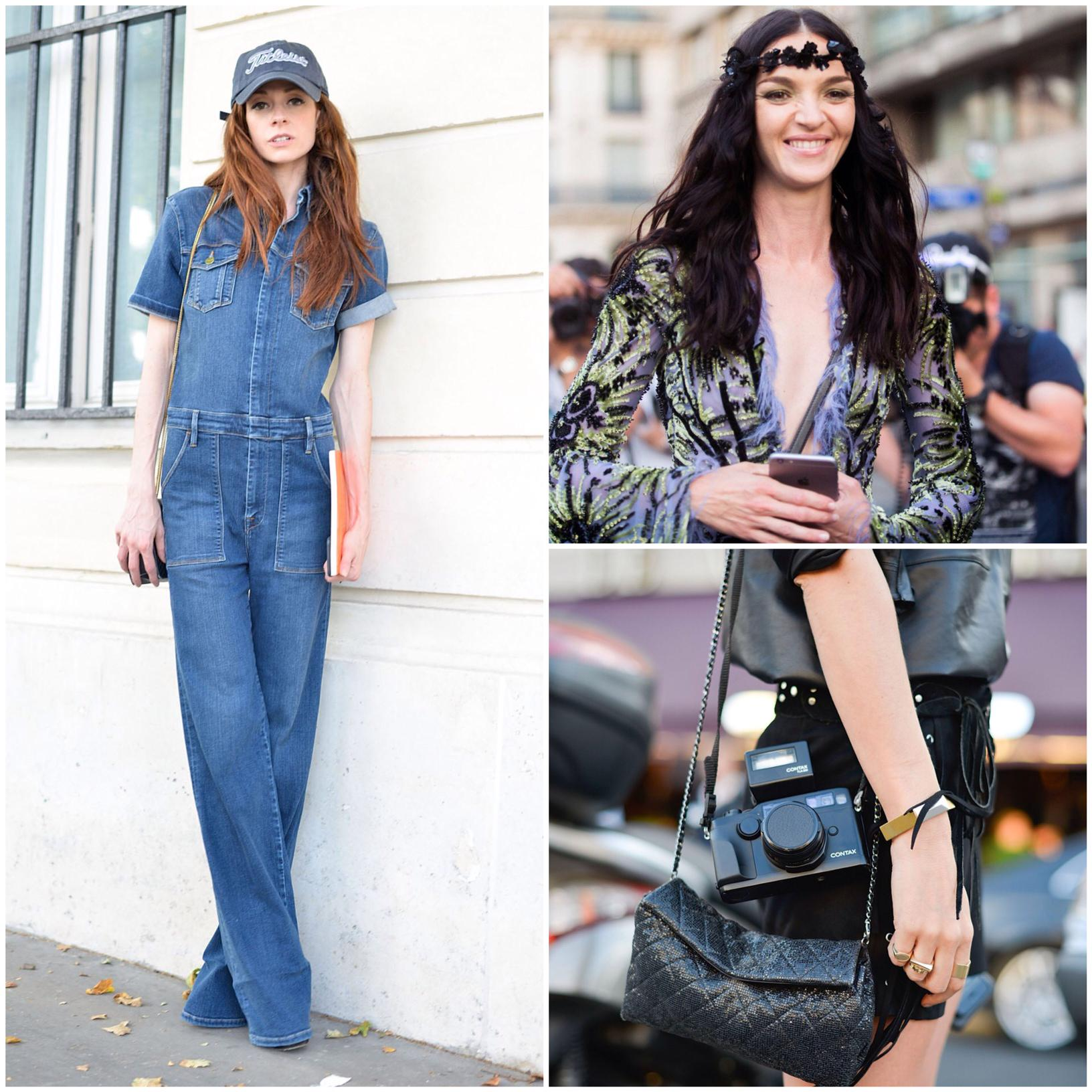 We play style spy on the #couture streets of Paris: http://t.co/4vuQb2nARz http://t.co/7AkQEenFq0