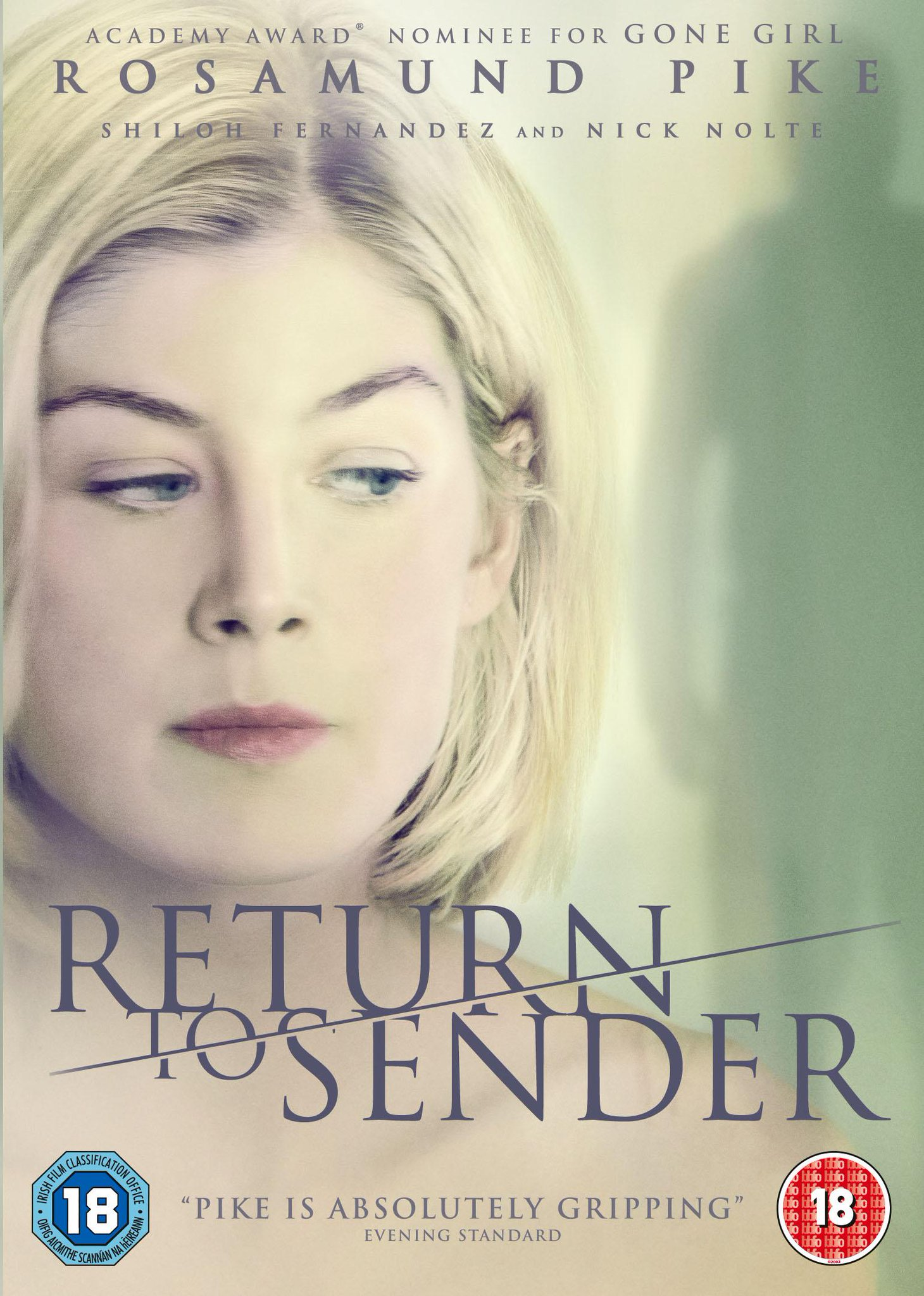 We have 3 Return To Sender DVD's to giveaway so for your chance to win, enter our competition! http://t.co/1FEwPRymJl http://t.co/wwX04eLgBl