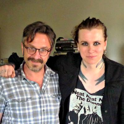 Today is @LauraJaneGrace day on http://t.co/KBRiPQLutw! Intense story! Great talk! Do it up. http://t.co/TYcUF7nGy5