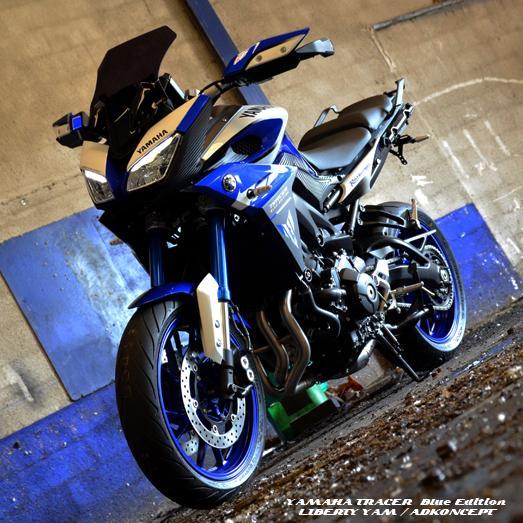 yamaha motor france on twitter yamaha mt 09 tracer blue edition une des motos d couvrir ce. Black Bedroom Furniture Sets. Home Design Ideas