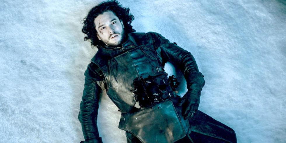 PROOF That Jon Snow Is Definitely Not Dead: http://t.co/lJhMSUE435 http://t.co/y5EaOxOZ66