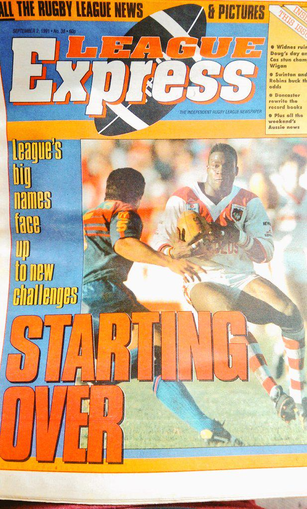 RT @MsCityRedGirl: @martinoffiah Hiya Martin hope you're well. Here's another from the library @Dragons_Team http://t.co/sZodNMQfNA