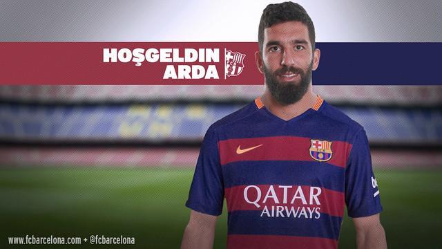 Oficial: El FC Barcelona ficha a Arda turan