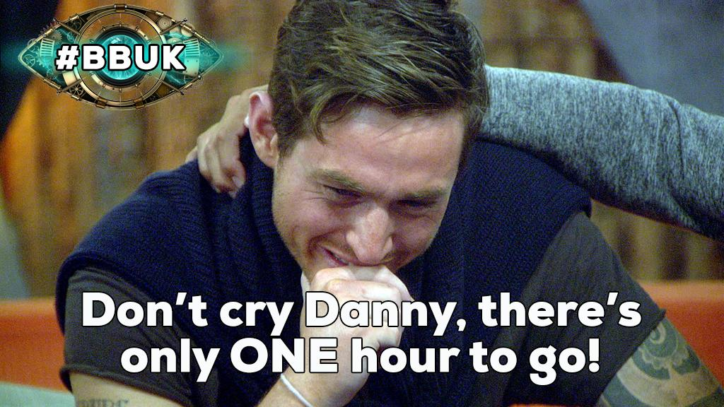 Brace yourselves! The #BBCashBomb will be EXPLODING all over the House in 1 HOUR. #BBUK http://t.co/mJD0OUFZOC