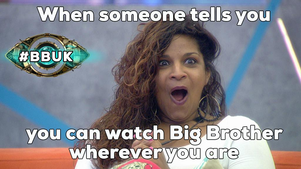Not near the telly? You can watch tonight's show right here:  http://t.co/Tw22tEurBY #BBUK #BBCashBomb http://t.co/Qn4BZbScjb