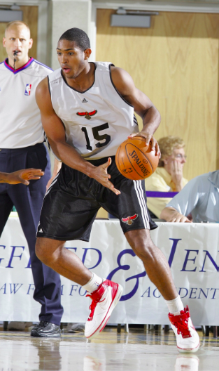 Rebranded  UtahJazzSL past notable players in the Rocky Mountain Revue  included  Al Horford ( da165ab50