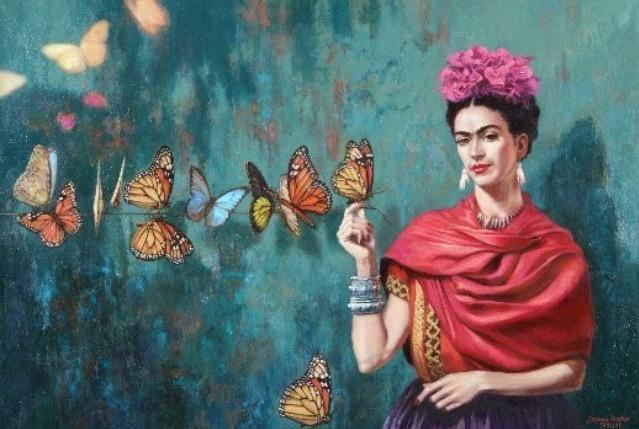 8 luoghi da visitare per festeggiare il compleanno di Frida Kahlo