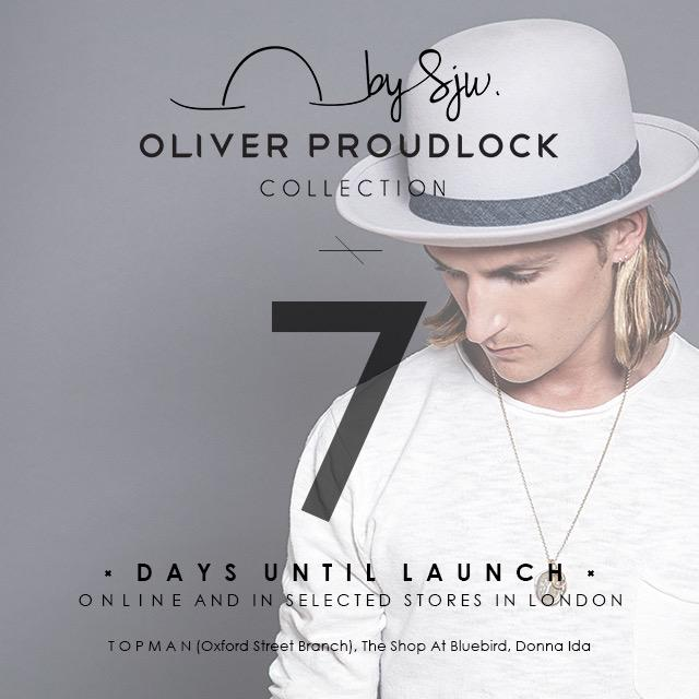 Only 7 days to go!! @By_Sju @Topshop @donnaidadenim @shopatbluebird   RT #bysjuXproudlock http://t.co/1spwUbdSUs