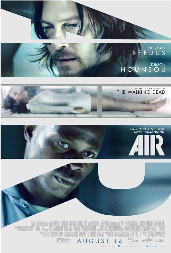 The new poster for AIR is rad! http://t.co/diZwSXnvL7 http://t.co/Y2NK37YpNH
