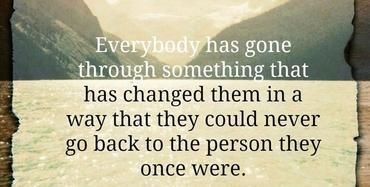 Everyone has their story. Use yours to push for success http://t.co/BBwXC6qFUZ