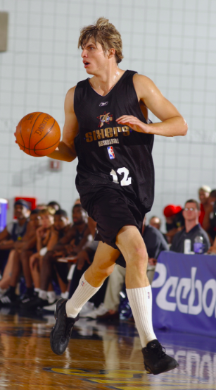 Rebranded  UtahJazzSL past notable players in the Rocky Mountain Revue  included  Kyle Korver ( 751072a1e