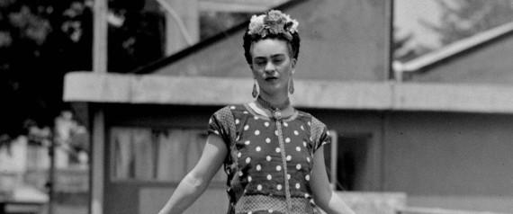 What would Frida do? Happy Birthday to the one and only Frida Kahlo! http://t.co/UbIG0AUYtl http://t.co/TGmPkkaNFL