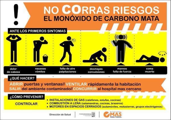 Todos los accidentes por inhalación de #MonóxidoDeCarbono pueden evitarse. ¡Abrí la ventana! | cc @HambreCero | http://t.co/b9oJSPPmOc