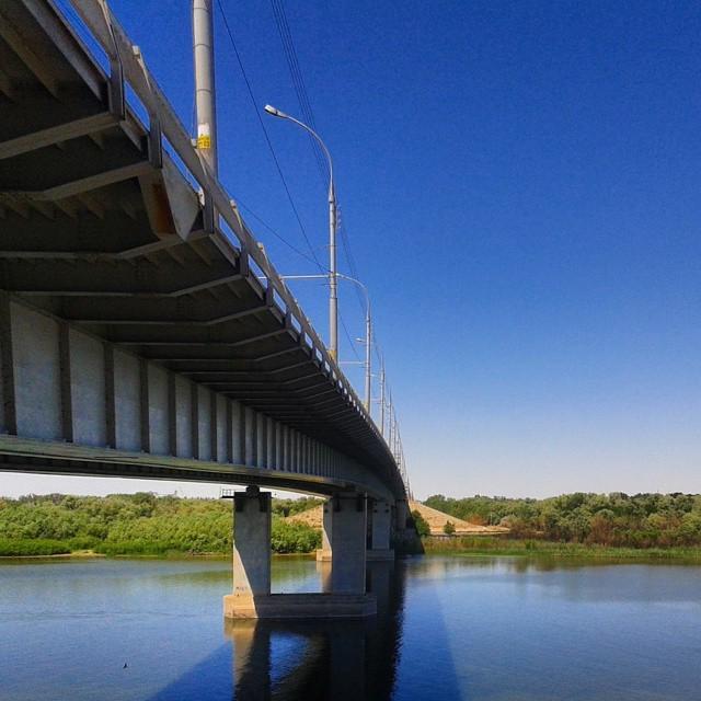 Астрахань новый мост история